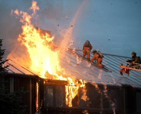 Home Insurance Fire Claim
